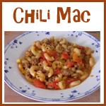 Chili Mac, A Family Favorite