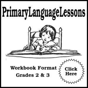 Primary Language Lessons Workbook