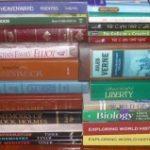 MaryEllen's 8th Grade Reading List