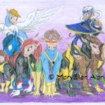 X-Men As Dragons?