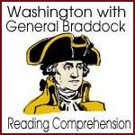 Washington With General Braddock