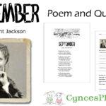 September Poem by Helen Hunt