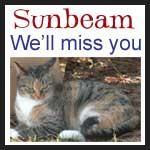Sunbeam, We'll Miss You!